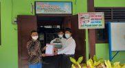 Bantuan Buku FKIP ke MTs Muhammadiyah Ponjong
