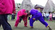 tradisi adu kepala ntumbu bima ntb
